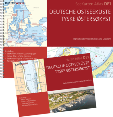 SEEKARTEN ATLAS DE1